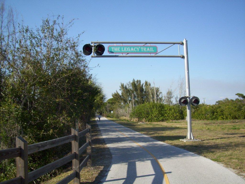 Sarasota FL – Legacy Trail Easement